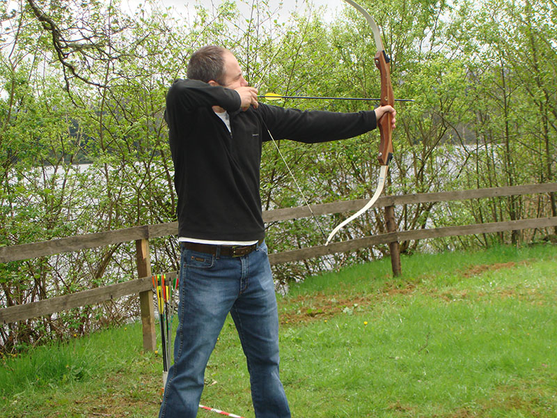 Archery Go Country Adventure Aberfoyle