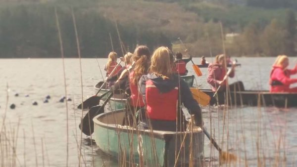 Canoeing Go Country Adventure Aberfoyle