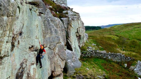 Climbing Go Country Adventure Kinlochard