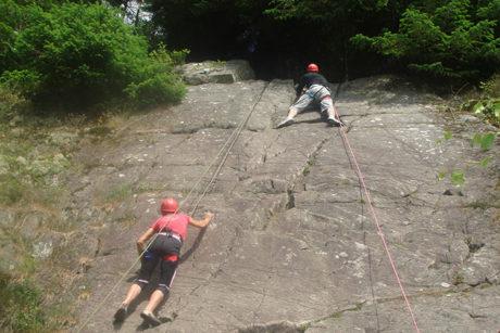 Climbing Go Country Adventure Kinlochard