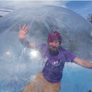 Hamster Ball Go Country Adventure Aberfoyle