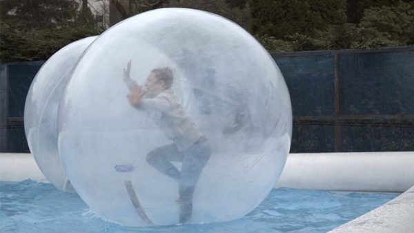 Hamster Ball Corporate Activities Go Country Adventure