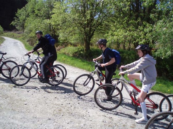 Mountain Bike Hire Go Country Adventure Aberfoyle