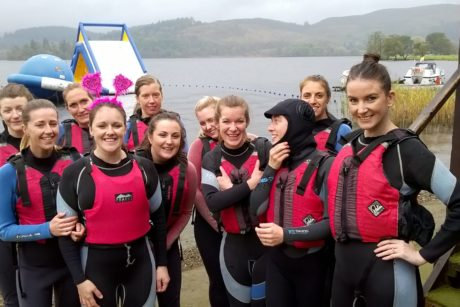 Stag & Hen Parties Go Country Adventure Aberfoyle