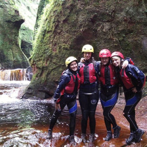Corporate Activities Go Country Adventure Aberfoyle