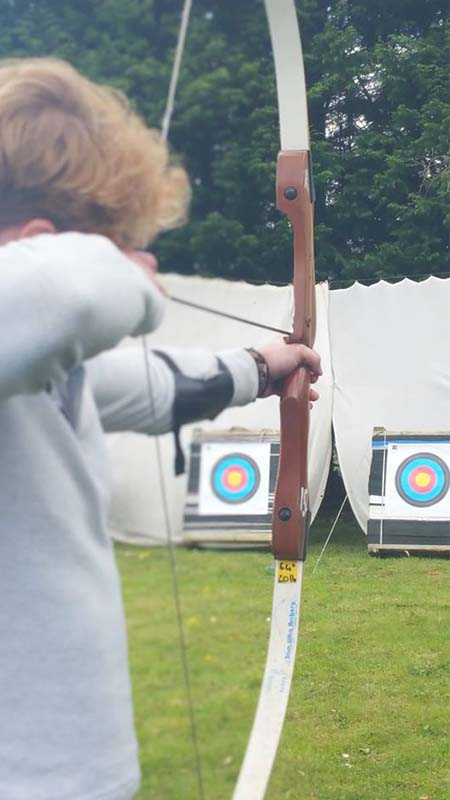 Archery Corporate Activities Go Country Adventure