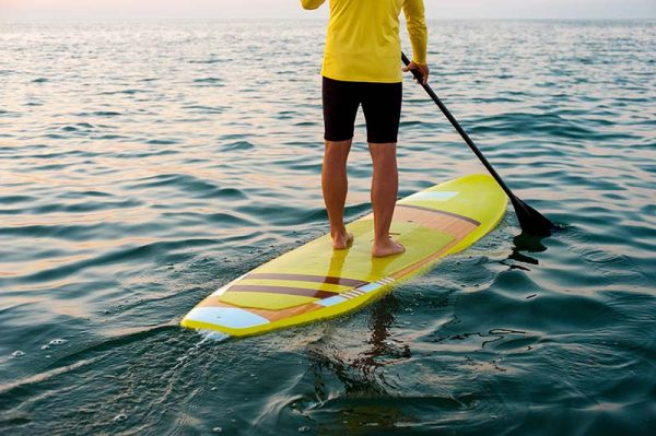Paddleboarding Go Country Adventure