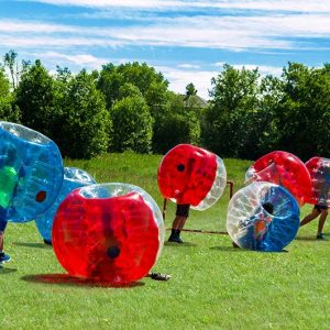 Zorb Football Go Counry Adventure